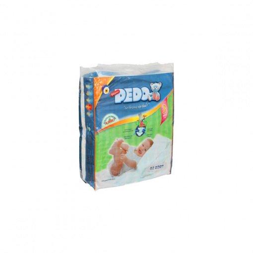Bebek Bezi Pedo Classic Midi 55036 Jumbo No: 3 62li