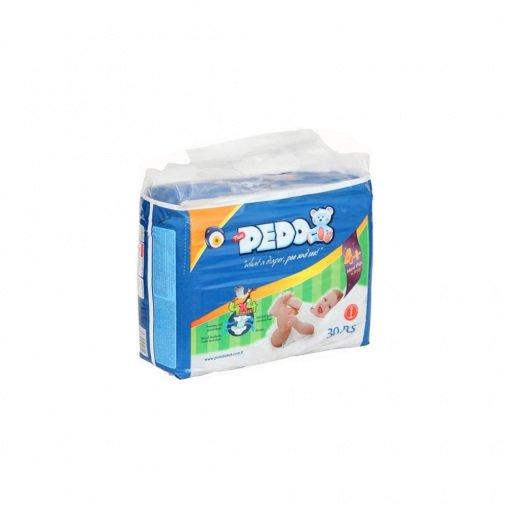 Bebek Bezi Pedo Classic Twin Maxi Plus 55034 No: 4+ 30lu