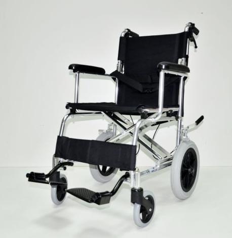 Yetişkin Manuel Tekerlekli Sandalye Wollex W 805