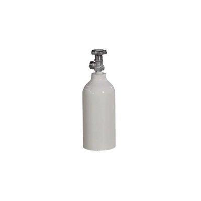 1 Litre Vanalı Alüminyum Oksijen Tüpü Sesan OT-007