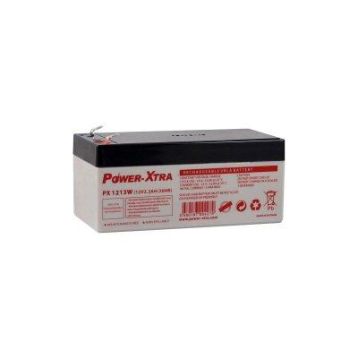 12Volt 3.3AH Batarya Power-Xtra PX1231W