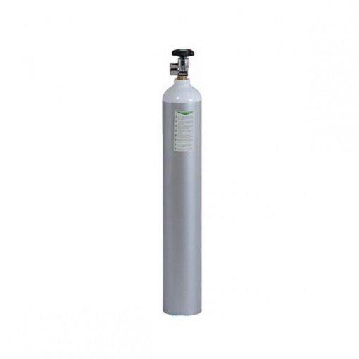 4 Litre Vanalı Alüminyum Oksijen Tüpü Sesan OT-010
