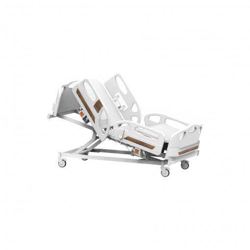 4 Motorlu Hasta Karyolası Maxicare Normbed HE-4100