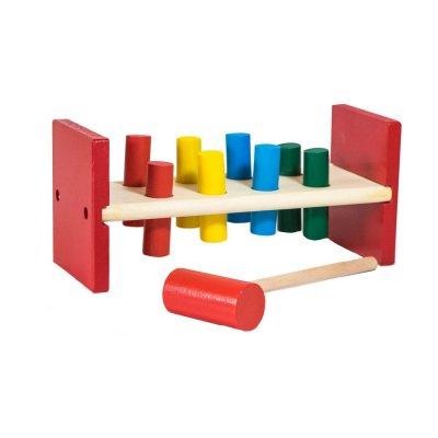 Ahşap Çekiç Oyunu Child Wood RF8013