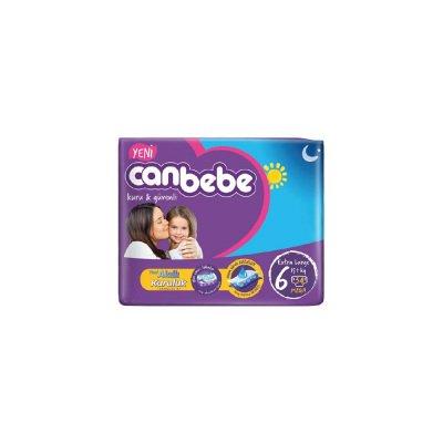 Bebek Bezi Canbebe XLarge Mega No: 6 34lü