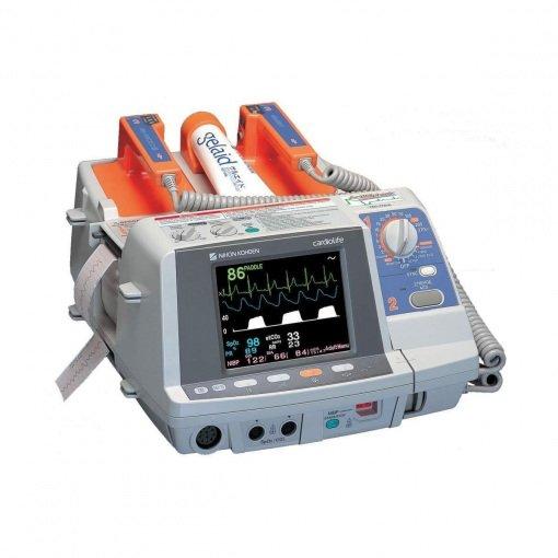 İkinci El Monitörlü Defibrilatör Nihon Kohden TEC-5521K