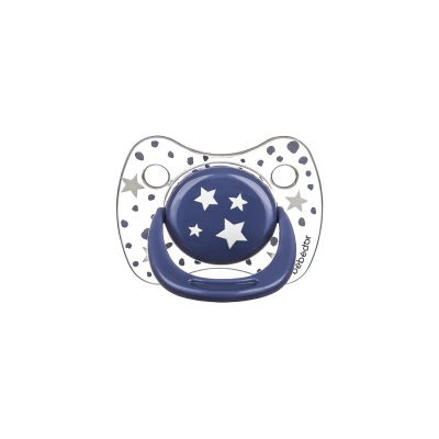 Silikon Emzik Bebedor Tritan Crystal 173 Lacivert