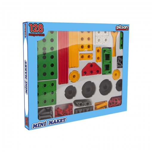 Mini Maket Seti Pilsan 03-200 128 Parça