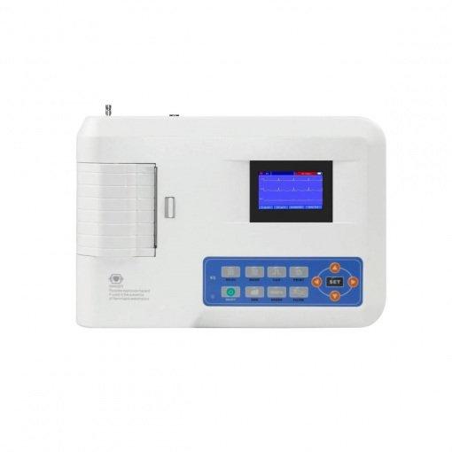3 Kanallı EKG Cihazı Medwelt ECG-300G