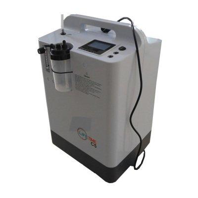 5L/dk Oksijen Konsantratörü Lifetime C5