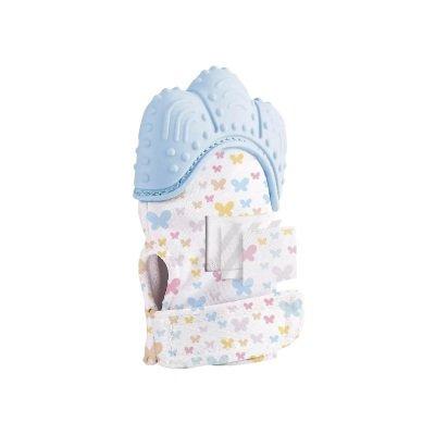 Bebek Eldiven Diş Kaşıyıcı ART-526 Mavi