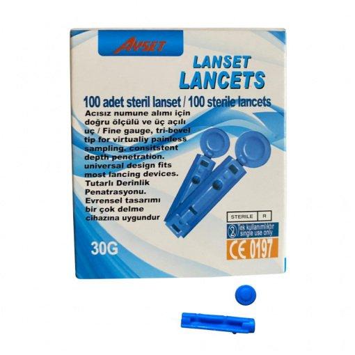 Lanset Ayset MED0106 30G 50li