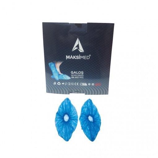 Mavi Galoş Maksimed 100lü