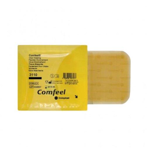 Ülser Yara Örtüsü Coloplast Comfeel Plus 3120 20x20cm
