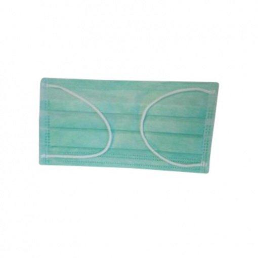 Yetişkin Cerrahi Maske Maksimed Yeşil 3 Katlı