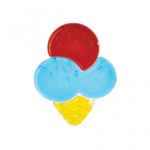 Yumuşak Uçlu Sulu Dişlik Bebedor 517 Mavi Külah Dondurma