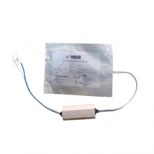 AED Defibrilatör Elektrodu M-B AED7000 EDC-P235