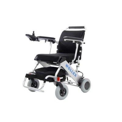 İkinci El Yetişkin Akülü Tekerlekli Sandalye Wollex W807