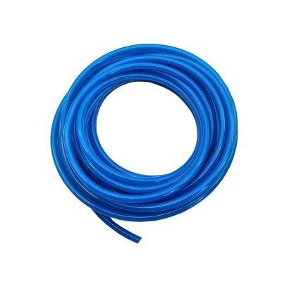 Mavi Poliüretan Hortum Sesan MPH-1m-6.5x10mm