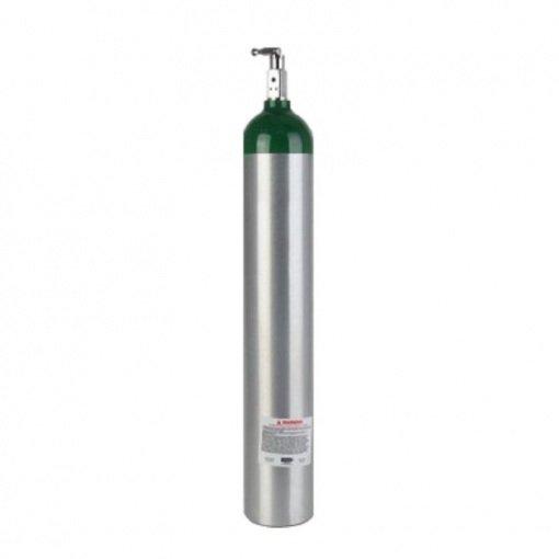 5 Litre Pin Index Alüminyum Oksijen Tüpü Sesan OT-005