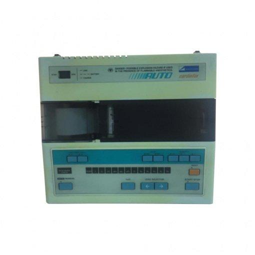 İkinci El 1 Kanallı EKG Cihazı Nihon Kohden Cardiofax ECG-6551