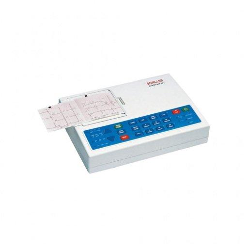 İkinci El 3 Kanallı EKG Cihazı Schiller Cardiovit AT-1