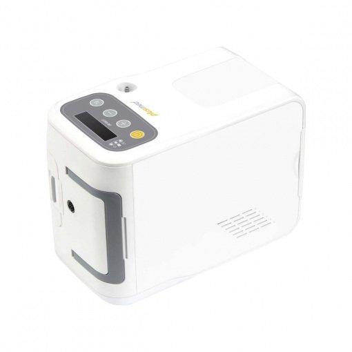 İkinci El 3kg Taşınabilir Oksijen Konsantratörü Plusmed PM-KN03T