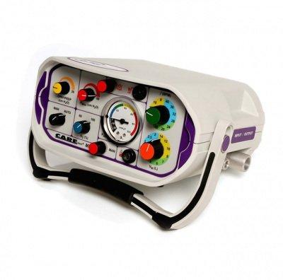 MR Uyumlu Transport Mekanik Ventilatör O-Two CAREvent MRI