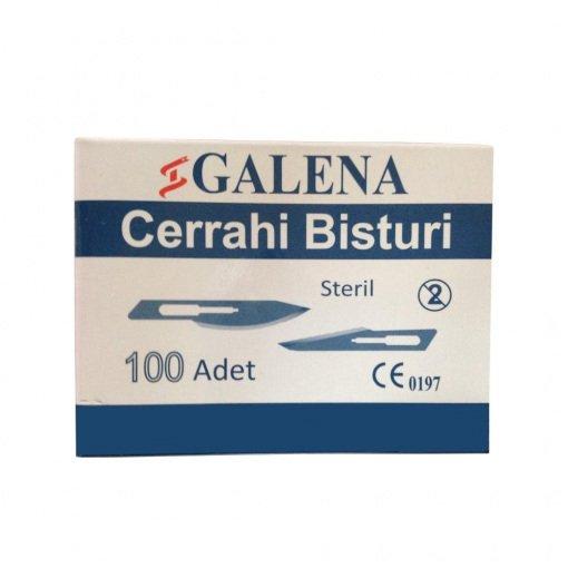 Steril Bistüri Ucu Galena No: 20 100lü