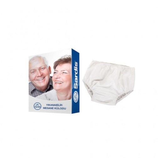 Yıkanabilir PVC Hasta Külodu Sardis XXLarge 90-110kg